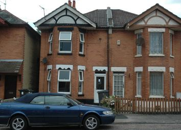 Thumbnail 4 bed shared accommodation to rent in Ripon Road, Winton, Bournemouth