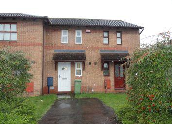 Thumbnail 1 bedroom terraced house to rent in Wynyard Court, Oldbrook, Milton Keynes