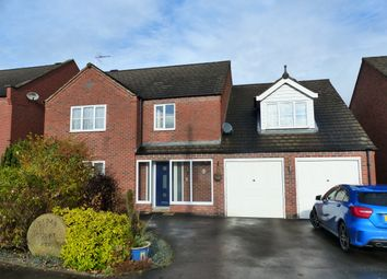 Thumbnail 4 bed detached house for sale in Cedar Court, Hulland Ward