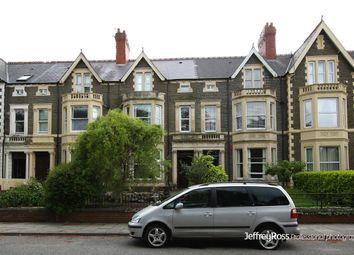 Thumbnail 1 bed flat for sale in Park Mansions, Ninian Road, Roath Park