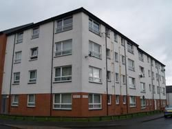 Thumbnail 2 bed flat to rent in Hamiltonhill Road, Glasgow