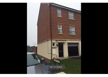 Thumbnail 3 bed end terrace house to rent in Scotsman Drive, Doncaster
