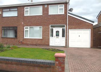Thumbnail 3 bed semi-detached house for sale in Exeter Close, Aintree, Liverpool