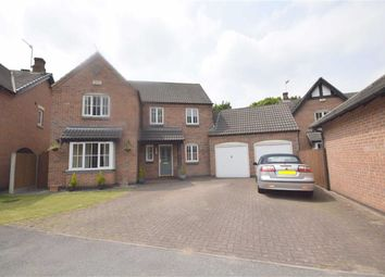 Thumbnail 4 bed detached house to rent in Riverside Court, Ambergate, Belper