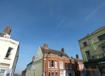 Thumbnail 2 bedroom flat to rent in Market Place, Bungay, Suffolk.