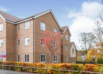 Thumbnail 1 bedroom flat for sale in Anvil Way, Kennett, Newmarket