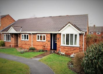 2 bed semi-detached bungalow for sale in Broughton Close, Anstey, Leicester LE7