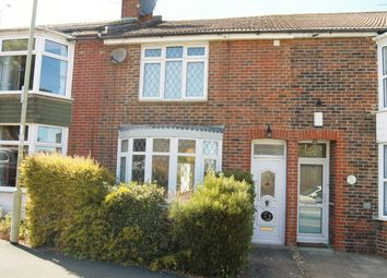 Thumbnail 3 bed terraced house for sale in Redhill Road, Rowland's Castle