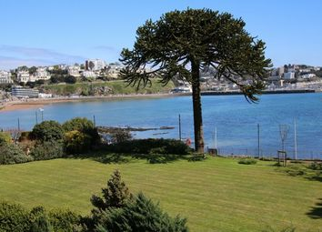 Thumbnail 2 bed flat for sale in Seaway Court Seaway Lane, Torquay