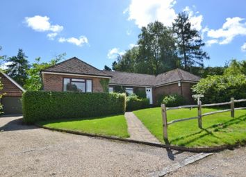 Thumbnail 3 bedroom detached bungalow for sale in Wyncombe Close, Fittleworth, Pulborough