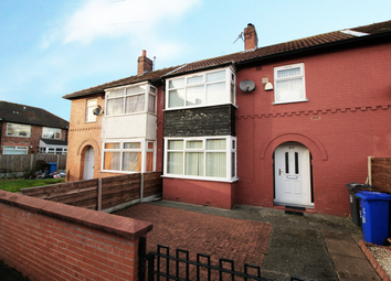Thumbnail 2 bed terraced house for sale in Farrant Road, Manchester, Greater Manchester