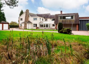 Thumbnail 4 bed detached house for sale in Tissington House, Church Broughton Road, Foston, Derby, Derbyshire