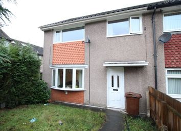 Thumbnail 3 bed terraced house for sale in Helston Way, Middleton, Leeds