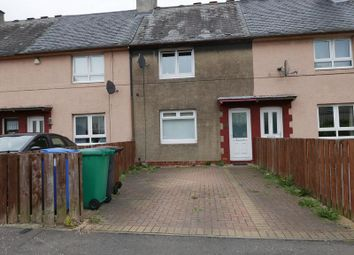 Thumbnail 2 bed terraced house for sale in Selvage Street, Rosyth, Dunfermline