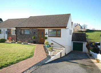 Thumbnail 3 bed semi-detached bungalow for sale in Pentle Drive, Pentlepoir, Saundersfoot