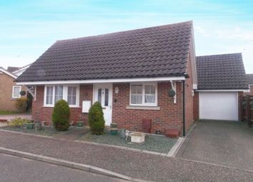 Thumbnail 2 bedroom detached bungalow to rent in Oakleigh Drive, Swaffham