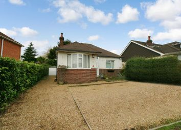 Thumbnail 2 bed detached bungalow for sale in Brook Lane, Sarisbury Green, Hampshire