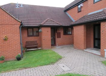 Thumbnail 2 bed terraced house to rent in St Charles Court, Lower Bullingham, Hereford