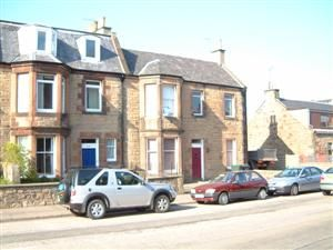 Thumbnail 2 bedroom flat to rent in Longstone Road, Longstone, Edinburgh