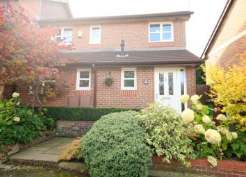 Thumbnail 4 bed semi-detached house for sale in Nell Gwynn Close, Shenley, Radlett