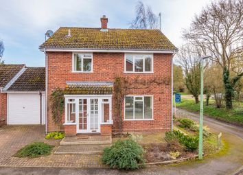 Thumbnail 3 bed detached house to rent in Cavendish, Sudbury, Suffolk