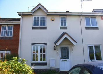 Thumbnail 2 bed terraced house to rent in Blakenham Court, Horsehay, Telford