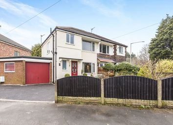 Thumbnail 3 bed semi-detached house for sale in Grasmere Avenue, Farington, Leyland