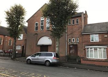 Thumbnail Commercial property for sale in 6 Sawday Street, Leicester, Leicestershire
