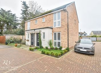 2 bed semi-detached house for sale in Meerkat Mews, Stanway, Colchester CO3