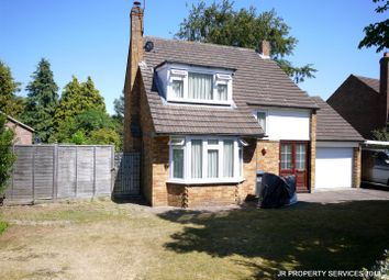 Thumbnail 3 bed detached house for sale in Brookside Crescent, Cuffley, Potters Bar