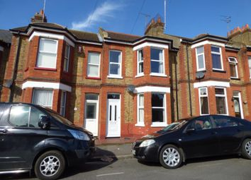 Thumbnail 3 bedroom terraced house to rent in Belvedere Road, Broadstairs
