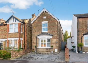 Thumbnail 3 bed detached house for sale in Clarence Crescent, Sidcup