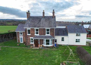 Thumbnail 4 bed detached house for sale in Coed Onn Road, Flint, Flintshire