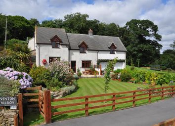 Thumbnail 4 bedroom detached house for sale in Tresillian, Truro