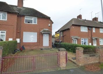 Thumbnail 3 bed town house for sale in Lower Milehouse Lane, Knutton, Newcastle-Under-Lyme