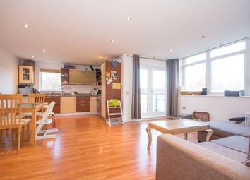 Thumbnail 2 bed flat to rent in Rochelle Close, Battersea