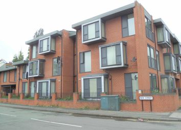 Thumbnail 2 bed flat to rent in New Street, Parkfields, Wolverhampton, West Midlands