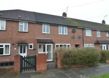 Thumbnail 3 bed terraced house to rent in Hargreaves Close, Cheshunt, Hertfordshire