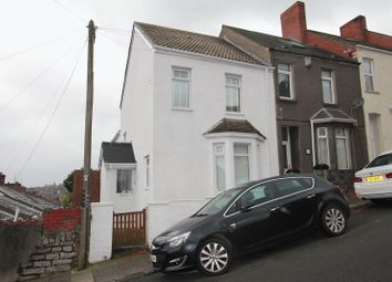 Thumbnail 3 bed semi-detached house for sale in Trinity Street, Barry