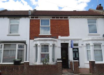 Thumbnail 2 bed terraced house for sale in Chesterfield Road, Portsmouth