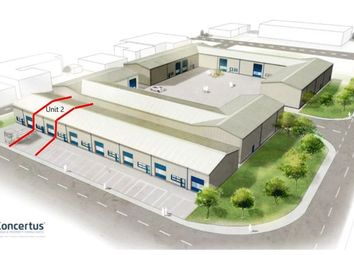 Thumbnail Commercial property to let in Unit 2, Phoenix Enterprise Park, Gisleham, Lowestoft