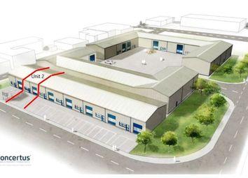 Thumbnail Commercial property to let in Unit 2, Phoenix Enterprise Park, Gisleham, Lowestoft
