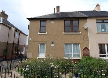 Thumbnail 2 bed flat for sale in 24 Poplar Street, Grangemouth
