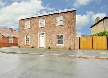 Thumbnail 5 bed detached house for sale in Westgate, North Cave, Brough, East Yorkshire
