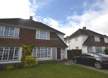 Thumbnail 3 bed semi-detached house to rent in Sevenoaks Road, Earley, Reading, Berkshire