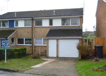 Thumbnail 3 bed semi-detached house to rent in Queensway, Caversham, Reading