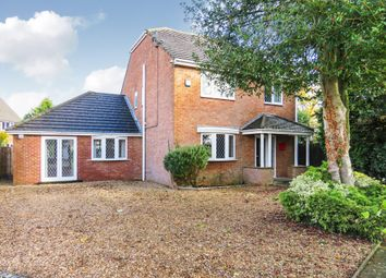 Thumbnail 4 bedroom detached house for sale in Kimberwell Close, Toddington, Dunstable