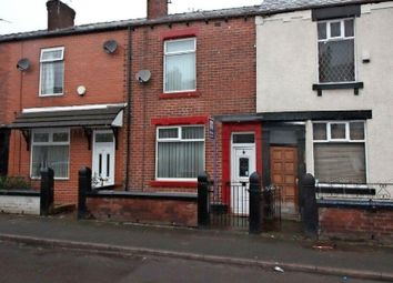 Thumbnail 2 bed terraced house for sale in Lower Rawson Street, Farnworth, Bolton