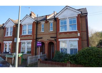 Thumbnail 3 bed end terrace house for sale in Salisbury Road, Bromley