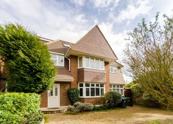 Thumbnail 5 bed detached house to rent in Albion Road, Coombe, Kingston Upon Thames